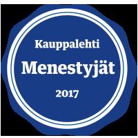 kauppalehti menestyjät logo