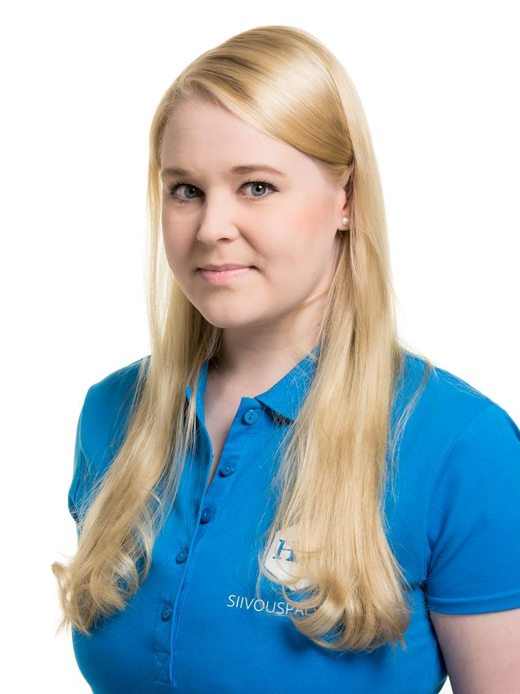 Annika Parkkonen Henkilöstöpäällikkö