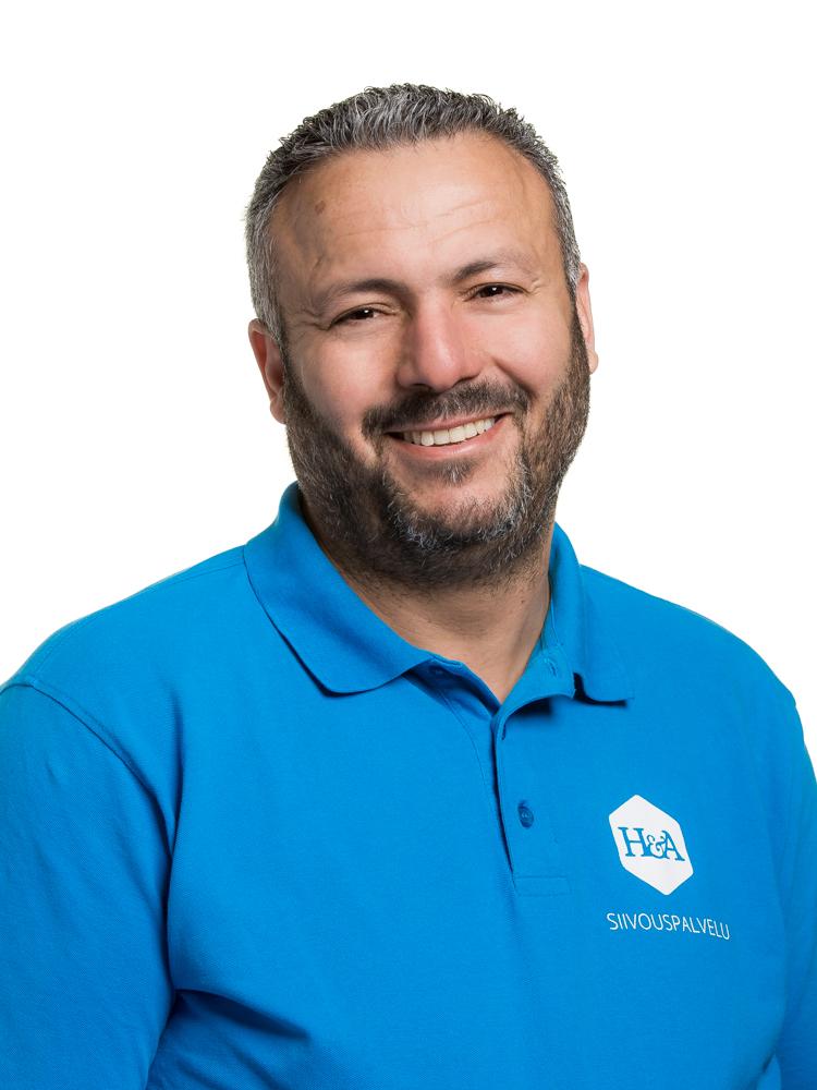 Hichem Sahli Aluepäällikkö