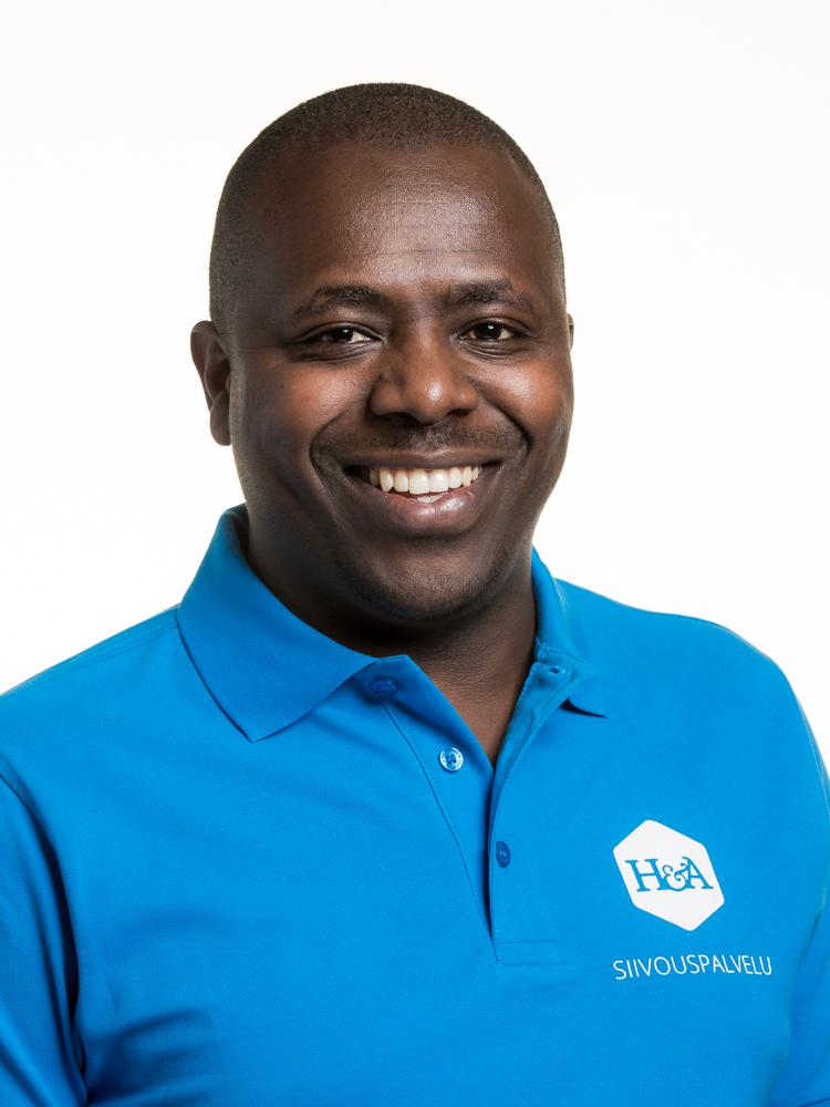 Joseph Gichuru Palvelupäällikkö